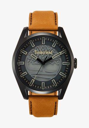 ASHFIELD - Watch - grey/light brown