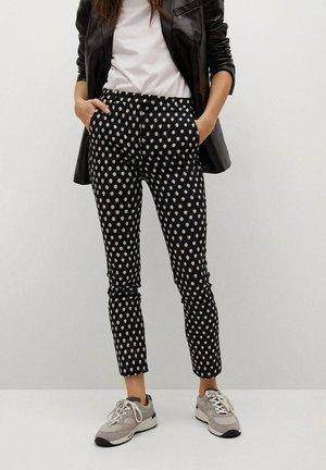COLA - Pantalon classique - ecru