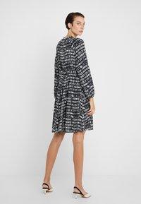 MAX&Co. - DIONISO - Korte jurk - black pattern - 2