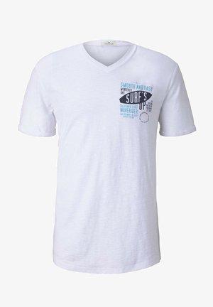 MELIERTES - T-shirts print - white