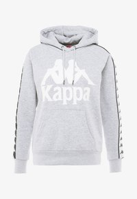 Kappa - E AND A - Huppari - grey melange - 3