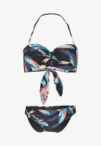 Roxy - SET - Bikini - anthracite - 5