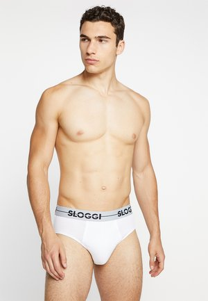 GO MINI 3 PACK - Briefs - white