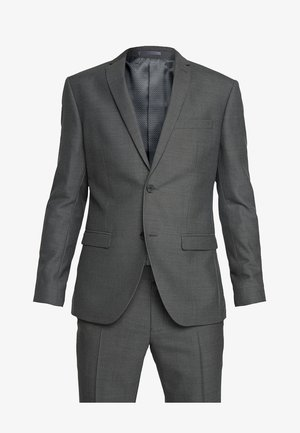 SUIT - Kostym - dark grey
