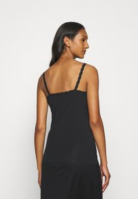 Marks & Spencer London - 2 PACK - Maglietta intima - black - 2