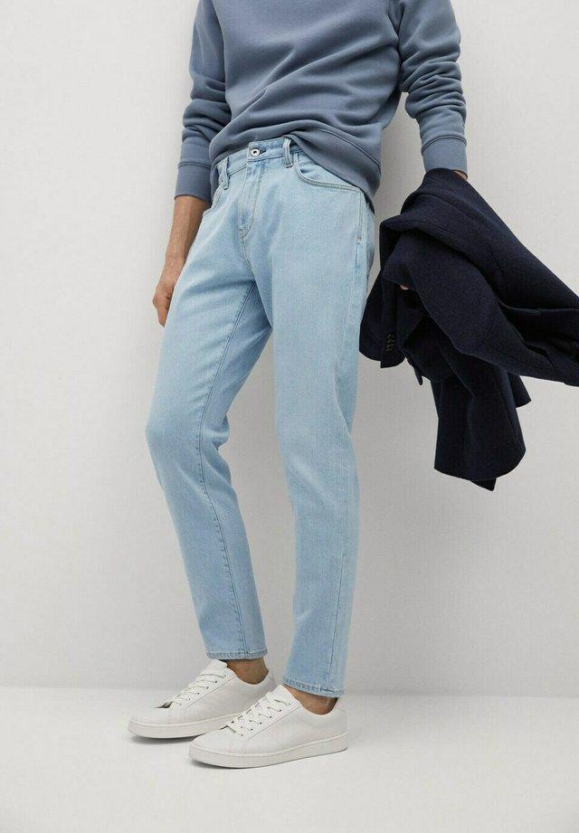 TOM - Jeans slim fit - hellblau