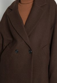 Lindex - JACKET DEHLIA - Light jacket - brown - 4