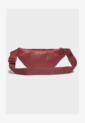 WAIST BAG - Saszetka nerka - red
