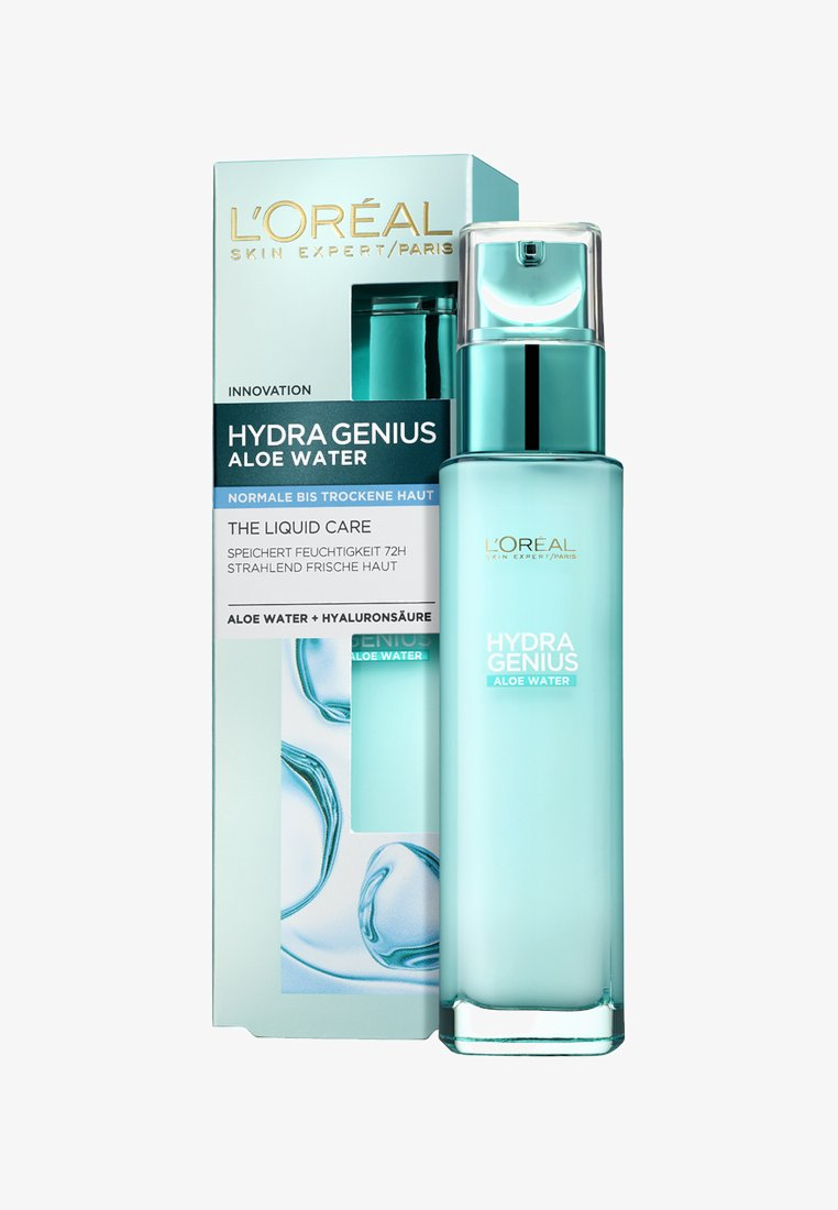 L'Oréal Paris Skin - HYDRA GENIUS THE LIQUID CARE  - Face cream - -