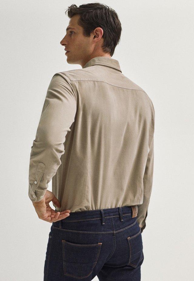 Overhemd - brown