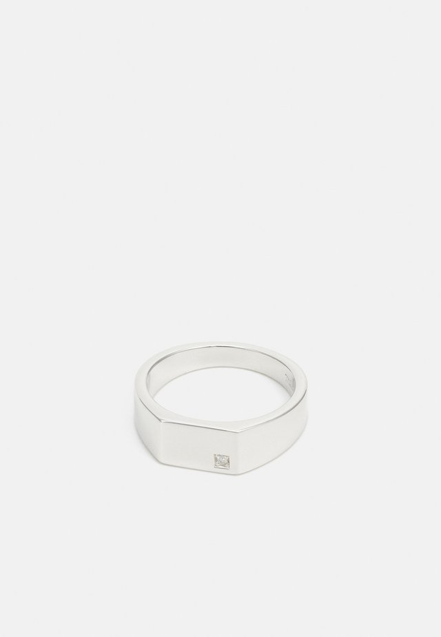 GEO SIGNET - Ringar - silver