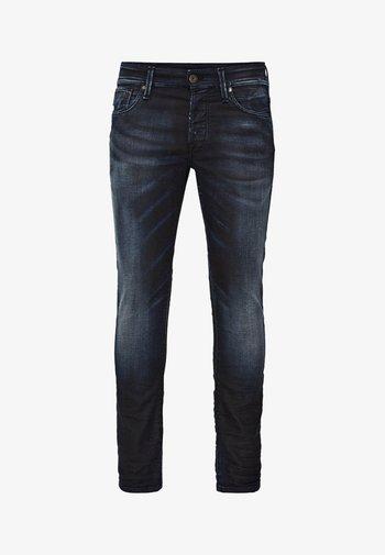 JJGLEN ICON - Slim fit jeans - blue denim