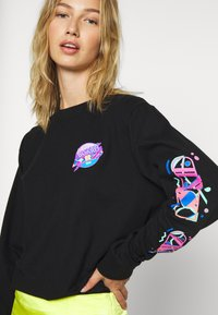 Merchcode - BACK TO THE FUTURE HOVERBOARD LONGSLEEVE - Long sleeved top - black - 3
