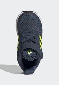 adidas Performance - DURAMO SL SHOES - Sports shoes - crew navy/solar yellow/halo silver - 1