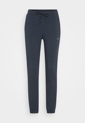 GABBY TROUSER - Teplákové kalhoty - navy