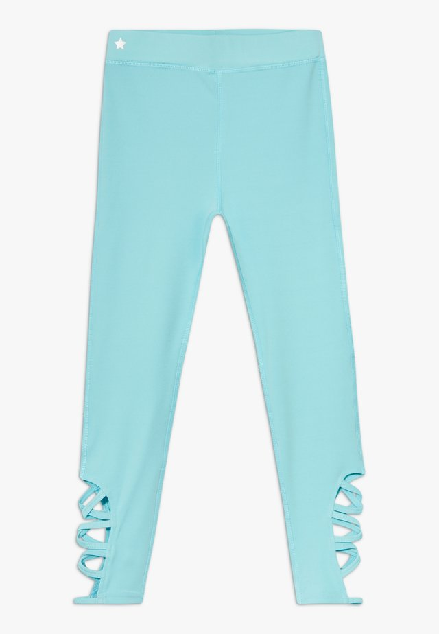 GIRLS CUT OUT  - Trikoot - light blue