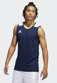 adidas Performance - CREATOR 365 JERSEY - Funktionströja - blue/white - 0