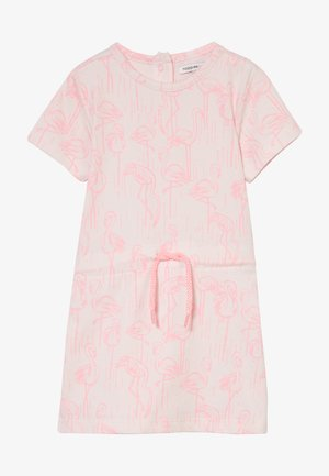 DRESS CASTROVILLE  - Jerseyjurk - cradel pink