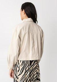 Indiska - LOU - Summer jacket - beige - 2