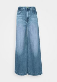 J Brand - THELMA HIGH RISE SUPER WIDE LEG - Relaxed fit jeans - senska raze - 4