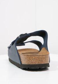 Birkenstock - ARIZONA NARROW FIT - Mules - blau - 3