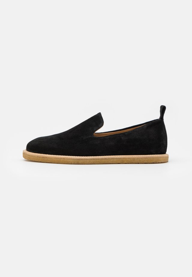 EVO LOAFER - Mocassins - black