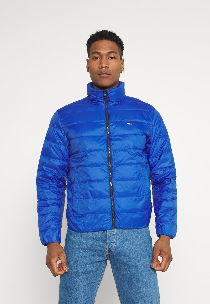 Tommy Jeans - PACKABLE LIGHT JACKET - Down jacket - providence blue
