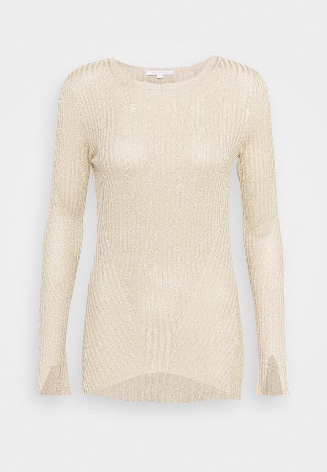 MAGLIA - Sweter - beige