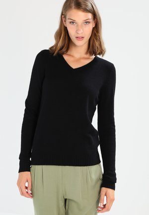 VIRIL  - Jumper - black