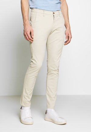JOE - Trousers - beige