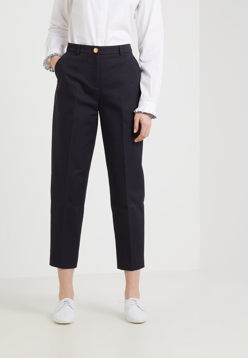 Tiger of Sweden - PESARO - Trousers - midnight blue