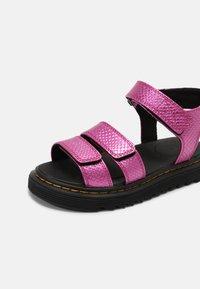 Dr. Martens - KLAIRE - Sandals - pink - 4