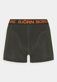 Björn Borg - NEON SOLID SAMMY 3 PACK - Underkläder - rosin - 5