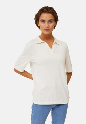 AMILIA  - Polo shirt - offwhite
