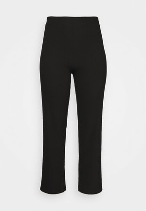 CARCLARE PALAZZO PANT - Trousers - black