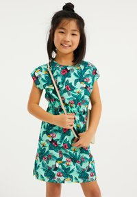 WE Fashion - Jersey dress - multi-coloured - 1