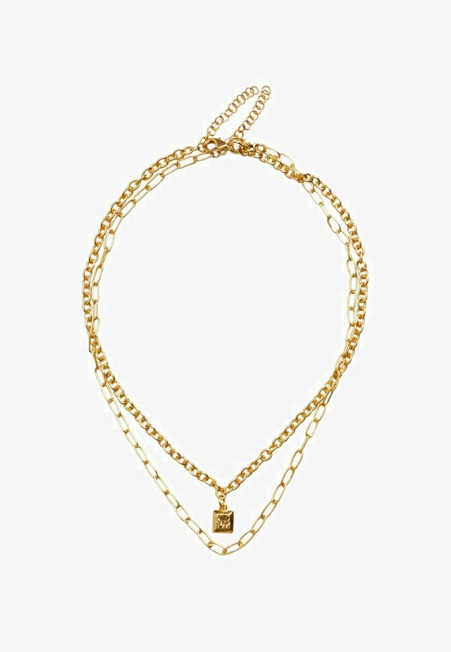 POPEA - Ketting - gold