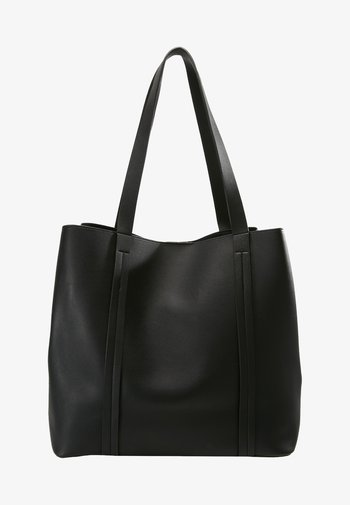ONLLANA SHOPPER - Tote bag - black