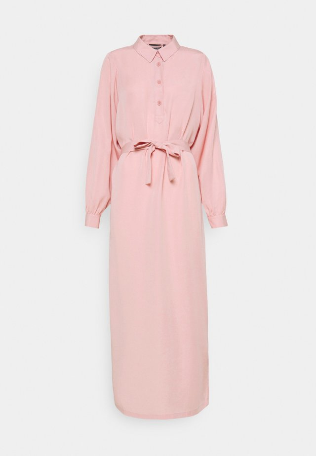 DOUCE DRESS - Maxi-jurk - dusty pink