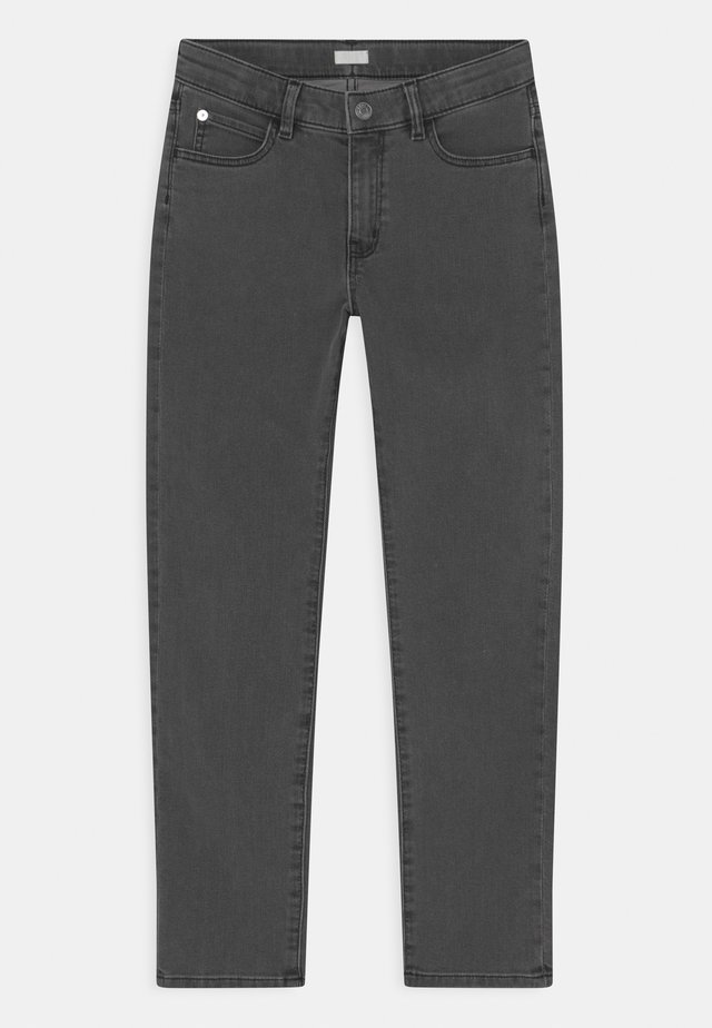 Jeans slim fit - mid grey