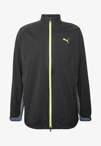 Puma Golf - ULTRADRY JACKET - Vodotěsná bunda - black - 5