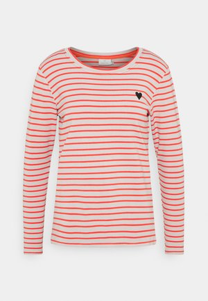 LIDDY - Long sleeved top - cherry tomato