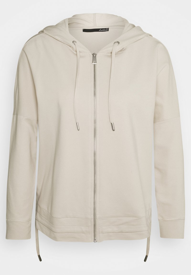 LeComte - Zip-up sweatshirt - creme