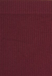 ELLE - SEAMFREE THONG - Thong - burgundy - 2