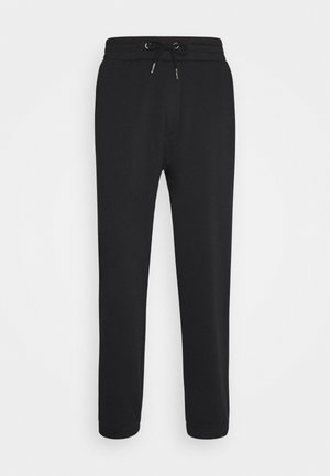 LOOSE FIT JOGGERS UNISEX - Tracksuit bottoms - black