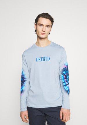 UNISEX - Long sleeved top - blue