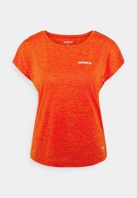Icepeak - DEVINE - T-shirts basic - coral red - 0