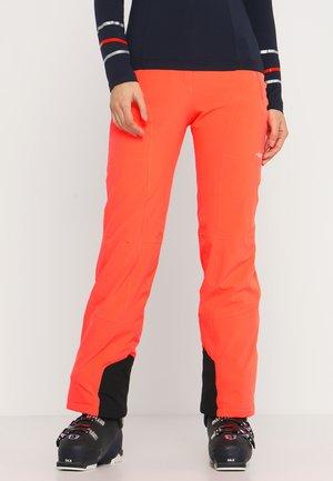 NOELIA - Snow pants - orange