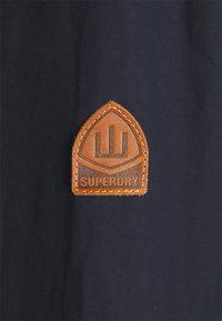 Superdry - MOUNTAIN - Parkas - atlantic navy - 8