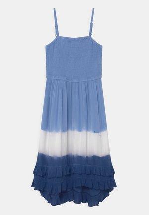 MIDI DRESS - Day dress - blue